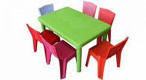 میز کوچک پلاستیکی