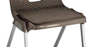 تولیدی صندلی پلاستیکی طرح حصیری