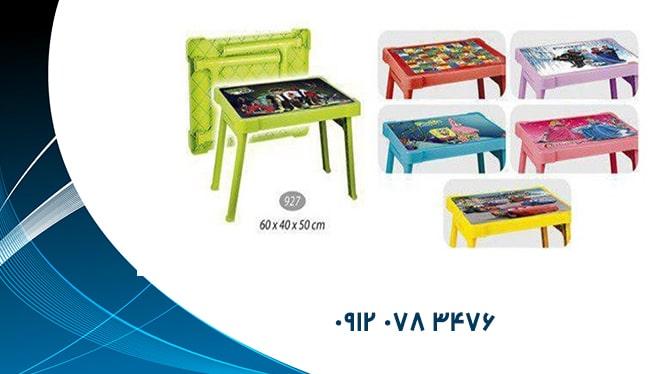 قیمت میز تحریر پلاستیکی کودک
