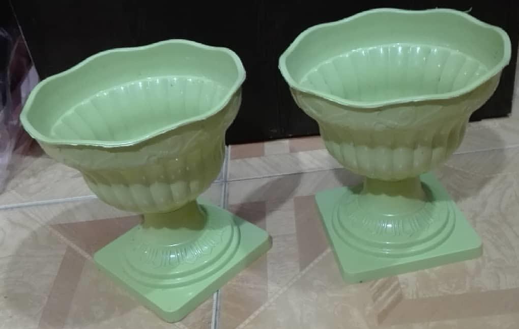 گلدان پلاستیکی ارزان در اصفهان